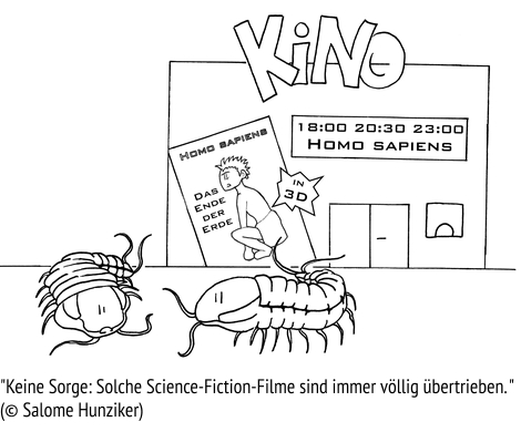 Cartoon aus Kapitel 9